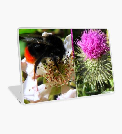 Sweet Nectar featured in The World As We See It or as we missed it. Laptop Skin