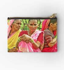 Waari - The Colors of India #2 Studio Pouch