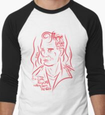 Jack Kerouac Men's Baseball ¾ T-Shirt