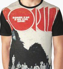 Bonzo Dog Doo Dah Band Gorilla Graphic T-Shirt