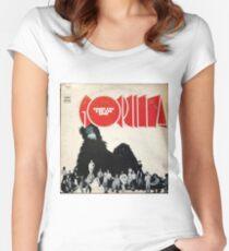 Bonzo Dog Doo Dah Band Gorilla Women's Fitted Scoop T-Shirt