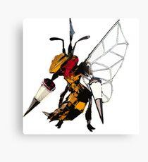 Beedrill- Techno Metal Print
