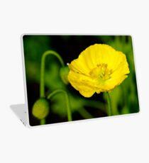 Yellow Poppy, One Tree Hill Laptop Skin