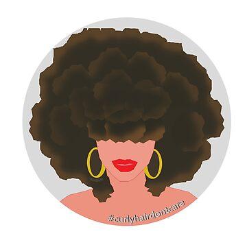 Big Hair (Light Brown) by BohoRho