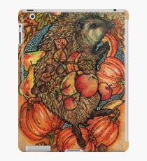 Autumn allegory iPad Case/Skin