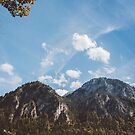 Mountains in the background XXIV  by Salvatore Russolillo