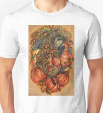 Autumn allegory Unisex T-Shirt