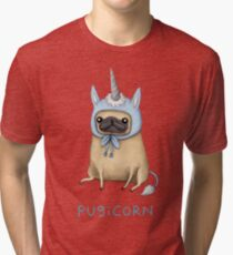 Pugicorn - Rehkitz Vintage T-Shirt