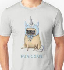 Pugicorn - Fawn Unisex T-Shirt