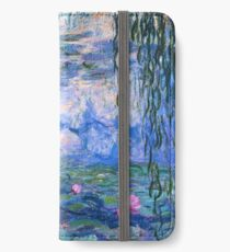 Water Lilies - Claude Monet iPhone Wallet/Case/Skin