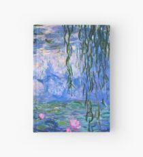 Seerosen - Claude Monet Notizbuch