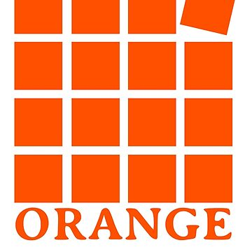 Orange - Shenmue by FrozenLip