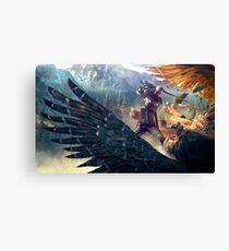 The Witcher III  Canvas Print