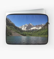 Maroon Bells Laptop Sleeve