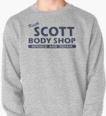 Keith Scott Body Shop Hoodie – One Tree Hill, Lucas Scott Pullover