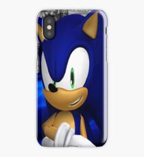 Sonic The Hedgehog Anniversary iPhone Case/Skin