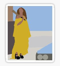 Beyonce Lemonade - Hot Sauce Sticker