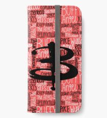 BTVS- iPhone Wallet/Case/Skin