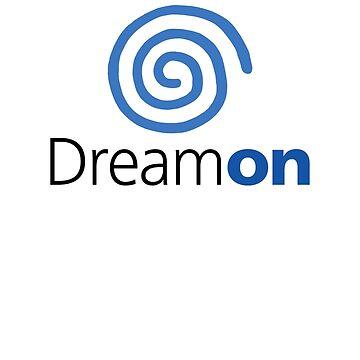 Dreamcast DreamON by FrozenLip