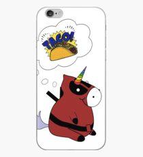 UniPool Loves Tacos iPhone Case
