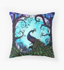 From Dusk til Dawn Throw Pillow