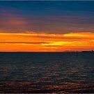 Golden Sunset by Greg Earl