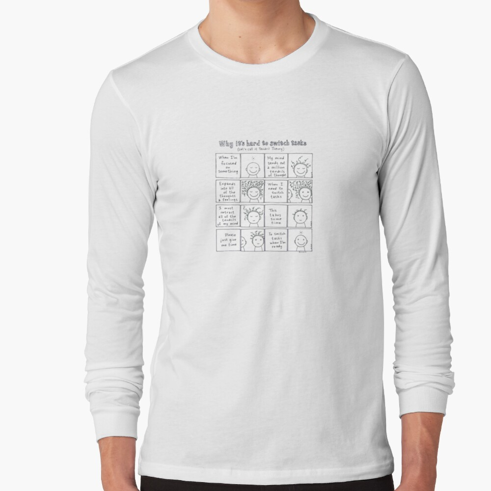 Tendril Theory Long Sleeve T-Shirt