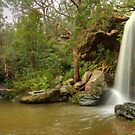 Girrakool waterfalls by Michael Matthews