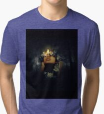 Nature in Hand Tri-blend T-Shirt