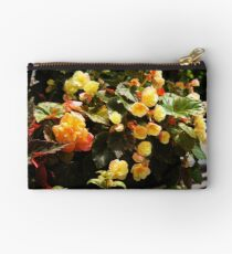 A Passion for Begonias Studio Pouch