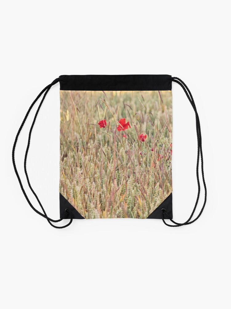 Alternate view of Stand out from the Crowd Drawstring Bag