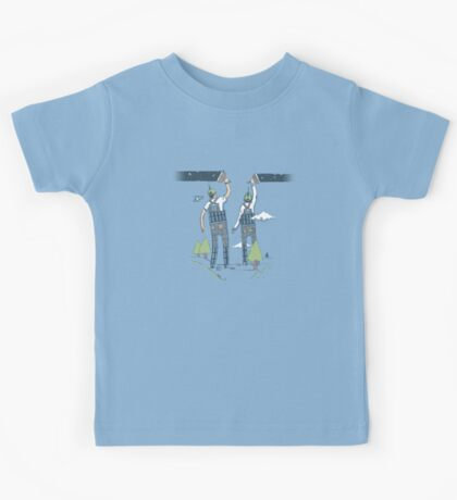 The Skyscrapers Kids Clothes