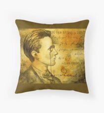 Fantastic Max Planck Throw Pillow