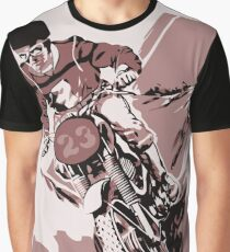 Retro style Motocross, the crosser Graphic T-Shirt