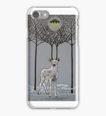 UFO Stag iPhone Case/Skin