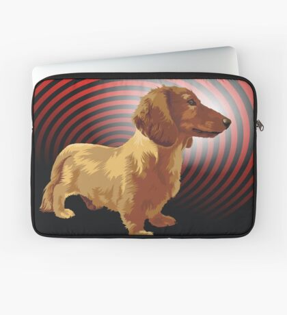 George dachshund Laptop Sleeve