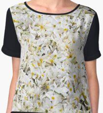 Daffodils Women's Chiffon Top