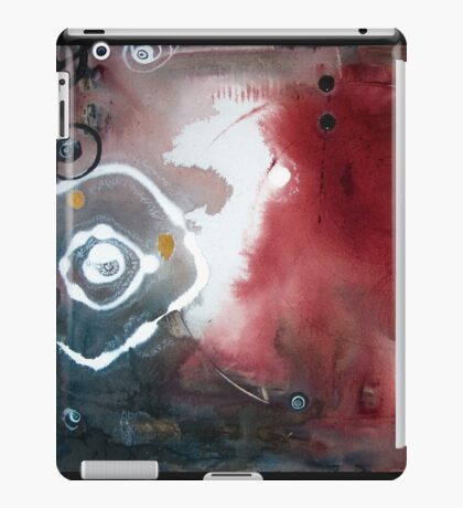 When Darkness Asked the Light to Dance iPad Case/Skin