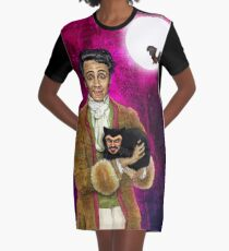 Vampstyle (What We Do In The Shadows) Graphic T-Shirt Dress