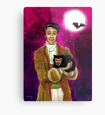 Vampstyle (What We Do In The Shadows) Metal Print