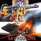 Say You Love Satan 80s Horror Podcast - Sgt. Satan by sayyoulovesatan