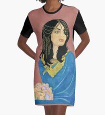 Princess Fatima Graphic T-Shirt Dress