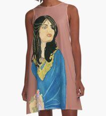 Princess Fatima A-Line Dress