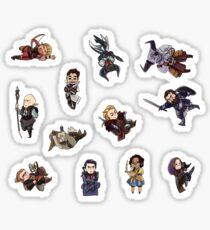 Inquisition Stickers Sticker