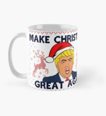 Make Christmas Great Again Mug
