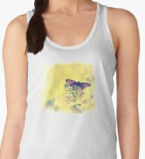 Sunshine and Butterflies Women's Tank Top