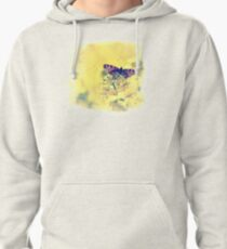 Sunshine and Butterflies Pullover Hoodie