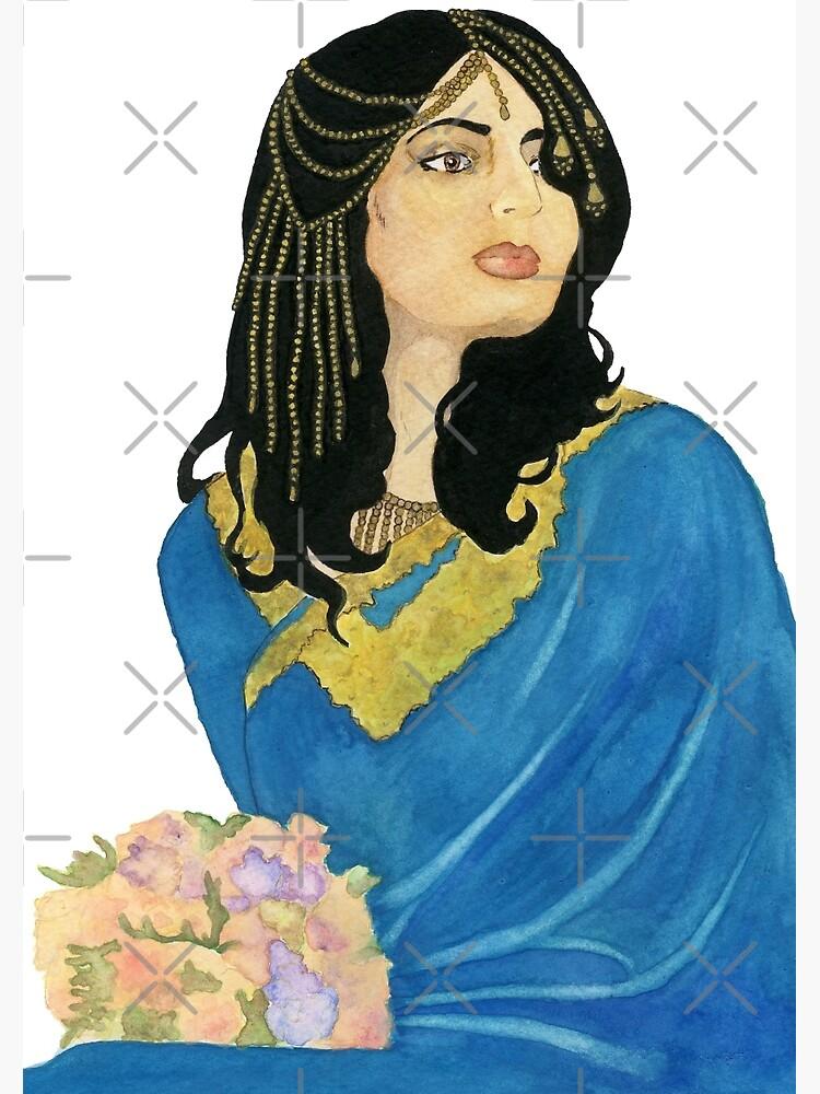 Princess Fatima by HajraMeeks