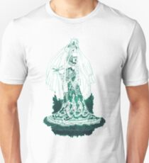 Enchantress in Emerald Ink Unisex T-Shirt
