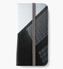 Polygonal Perspective iPhone Wallet